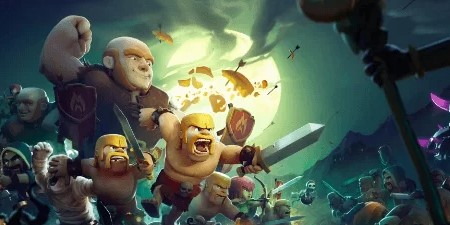 Clash of Clans İndir PC 2021 Clash of Clans